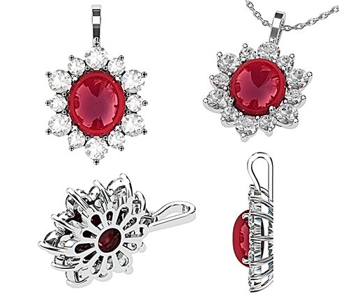 3d design custom made jewellery 2