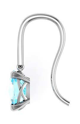 Cushion Cut Aquamarine Drop Earrings 4 2 e1552210159512
