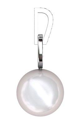 South Sea Pearl Pendant with Diamond Circle 5 2